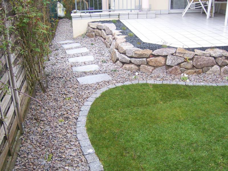 Garten Umgestaltung Wiesloch / Walldorf: Hoxhaj Gartengestaltung ... Gartengestaltung Neue Ideen