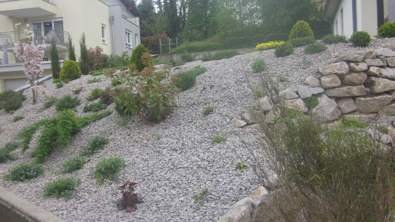 Steinarbeiten bei Wiesloch Walldorf