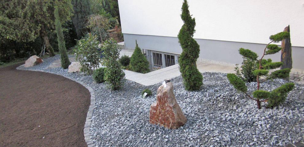 Steinarbeiten nähe Heidelberg