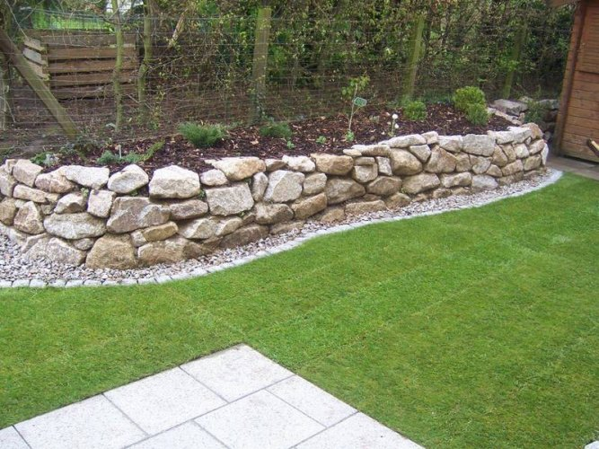 Gartengestaltung nähe Heidelberg
